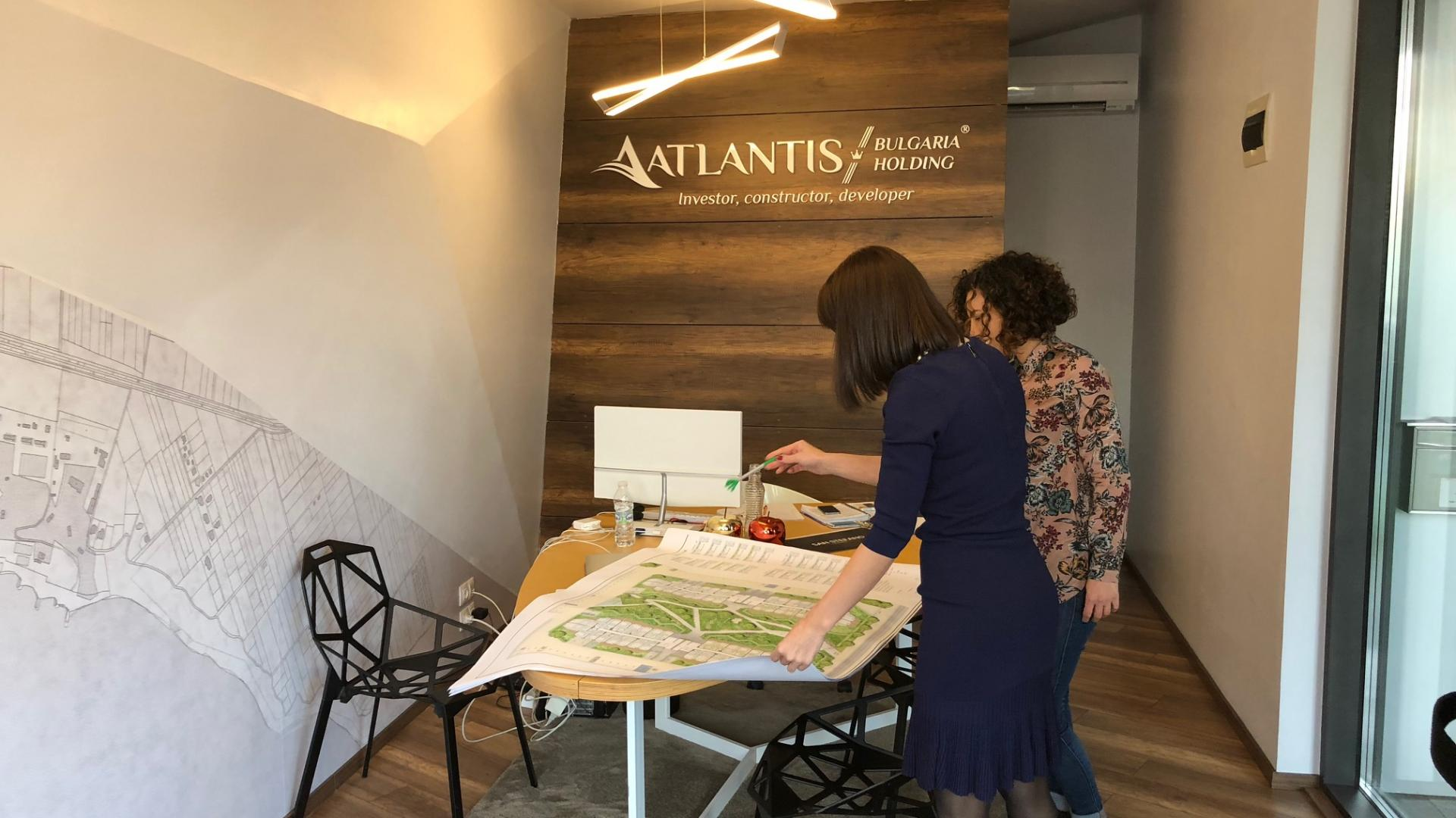Атлантис България Холдинг с нов офис в гр. Бургас