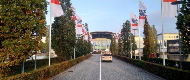 Посещение на международното търговско изложение Expo Real в град Мюнхен, Германия
