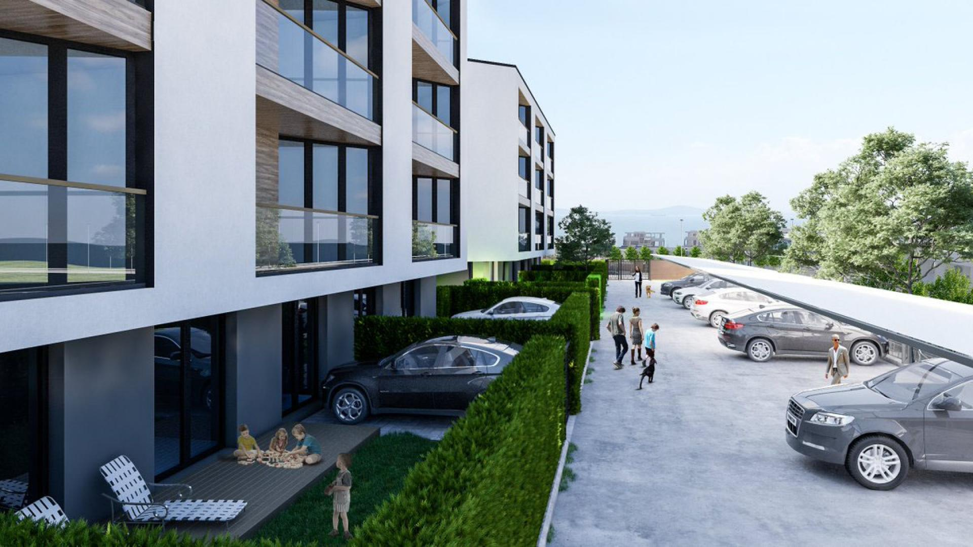 Апартаменти в Сарафово