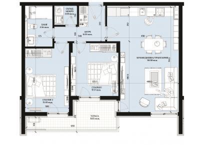 Atlantis Aria Апартамент